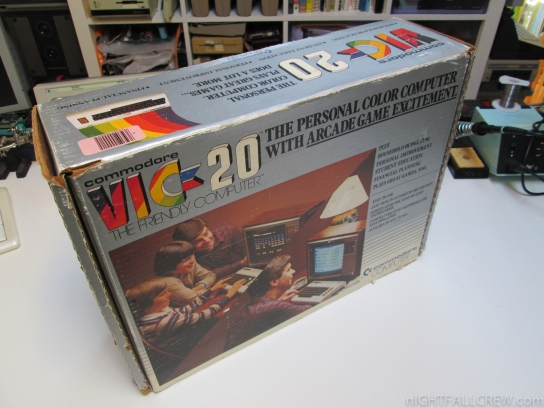 Commodore VIC-20 USA (Boxed)
