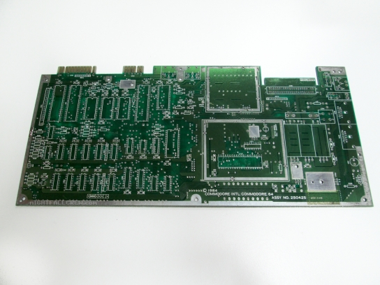Commodore 64 ASSY 250425 Empty PCB