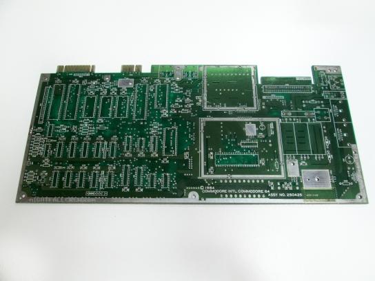Commodore 64 ASSY 250425 Empty PCB