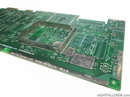 Commodore 64 ASSY 251137 Empty PCB