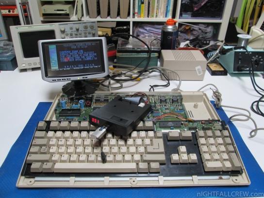 Gotek (Cortex) USB Floppy Disk Drive Emulator