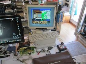 Apple IIgs through the GBS 8200 v4