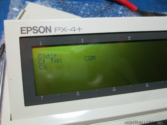 Epson PX-4+ Easy Repair