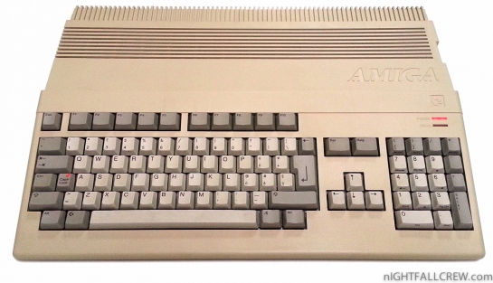 Commodore Amiga 500 (ASSY 312512 - REV 3)
