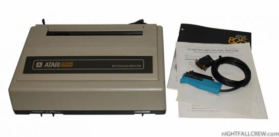 Atari 825 - 80 Column Printer