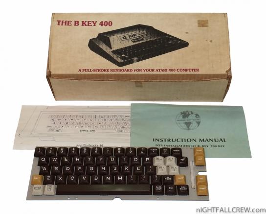 The B Key 400