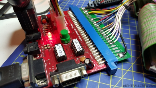 Vogatek A51099 Arcade Supergun Controller Firmware Upgrade