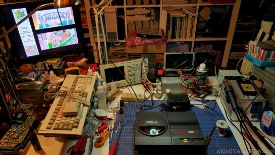 Commodore Amiga CD32 Full Recap