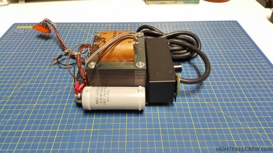 Laboratory Bench Transformer for repair Commodore CBM-PET series