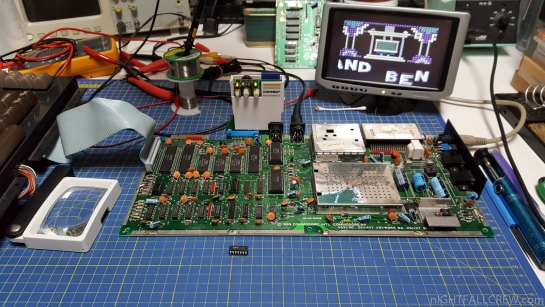 Commodore 64 Repair (August 2016)