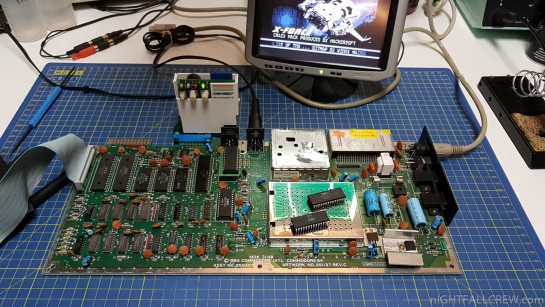 Commodore 64 (ASSY 250407) Repair