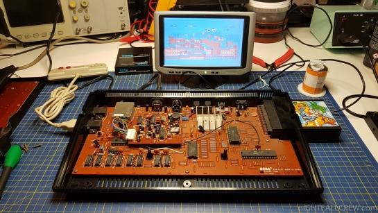 Sega SC-3000 Repair
