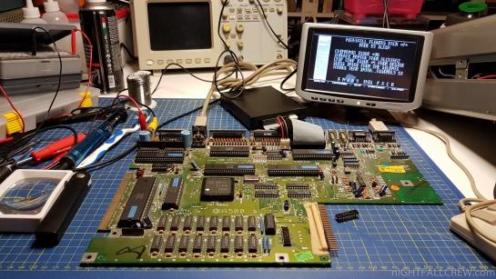 Commodore Amiga 500 (ASSY 312510 REV.5) Repair