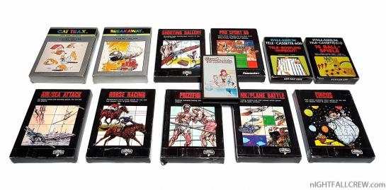 Radofin - Palladium - Home Arcade Cartridges