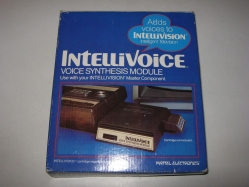 Box of Mattel Electronics Intellivoice