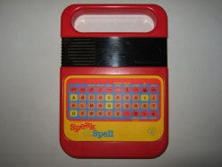Speak & Spell by Texas Instruments
