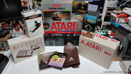Some interesting things to close my personal Atari collection