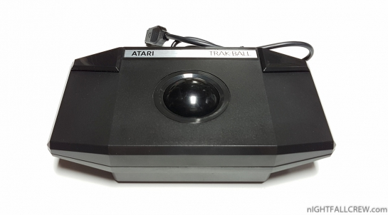 Atari Trak-Ball CX-80 (Boxed)