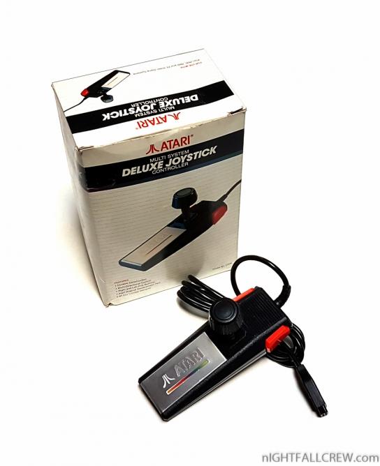 Atari Multi System Deluxe Joystick Controller CX24 (Boxed)