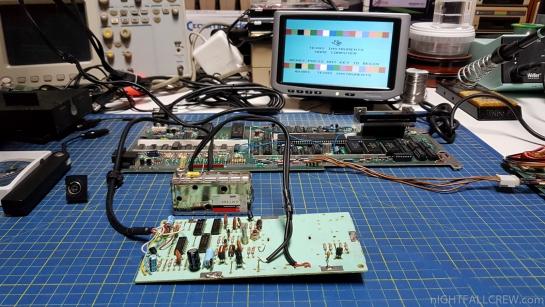 Texas Instruments  Modulator PHA2036 Repair