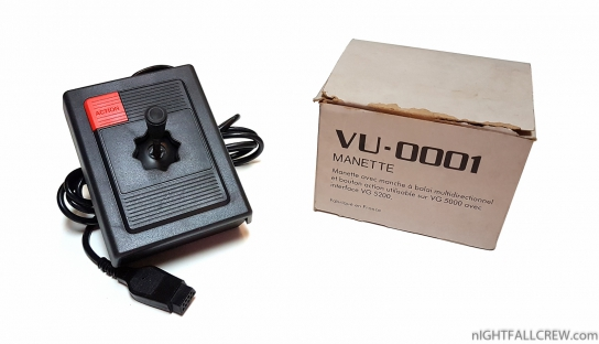 VU-0001 Joystick for VG-5000 (Boxed)