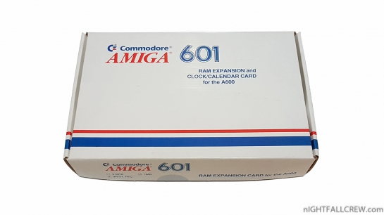Commodore Amiga 601 (Boxed)