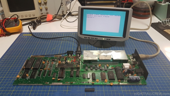 Commodore VIC-20 (ASSY 250403) Repair