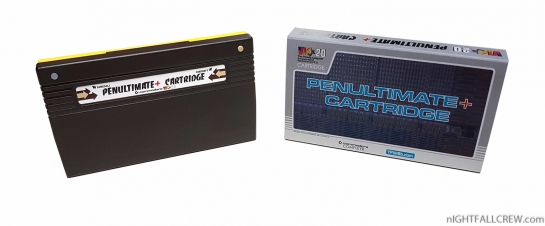 PenUltimate+ Cartridge VIC-20 3k-35k Ram Pack + RomsPenUltimate+ Cartridge VIC-20 3k-35k Ram Pack + Roms