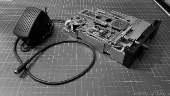 Alternative Cleaner for Floppy Disk 5¼