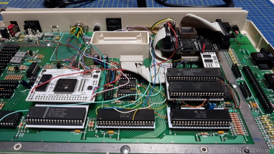 Atari 800XL Hardware Enhancements