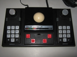CBS ColecoVision Roller Controller
