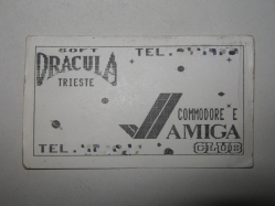 Dracula Soft - Business Card