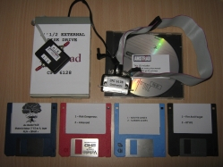 Floppy Disk Drive 3½ for Amstrad CPC 6128