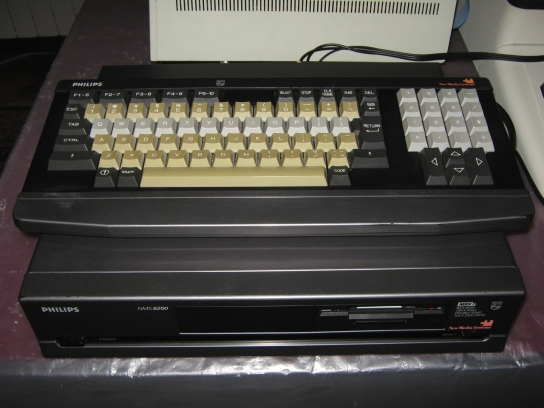 Philips MSX 2 NMS-8250