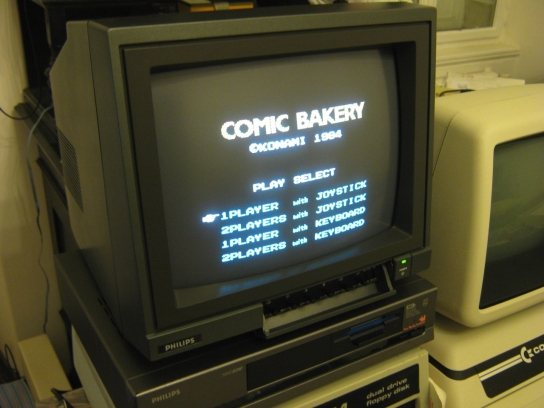 Philips Monitor VS0080 / MSX2