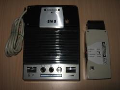 Grundig EW3/EN3 Portatle Tape Recorder