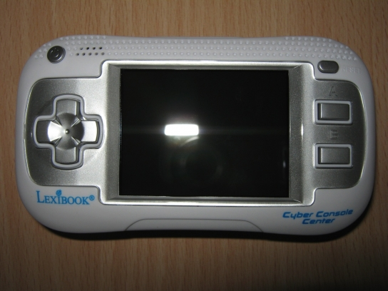 Lexibook JL2000 Handheld Game Console (console)