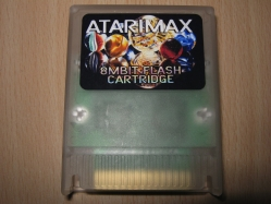 Atarimax Maxflash Multi-Cart for Atari 8-bit.