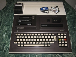Philips Microcomputer P2000T/38