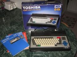 Toshiba MSX Home Computer HX-10