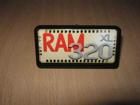 Expansion Ram 320XL (320kB)