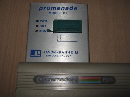 Jason Ranheim Promenade Model C1