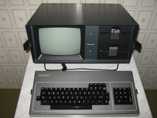 Non-Linear Systems Inc - Kaypro 4