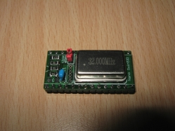 Nano SwinSID prototype (component side)