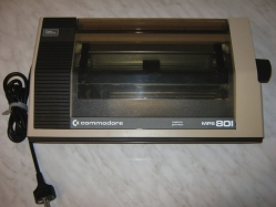 Commodore Matrix Printer MPS 801