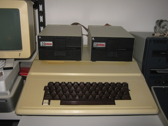 ComputerTechnik SK-747 (Apple II Clone)