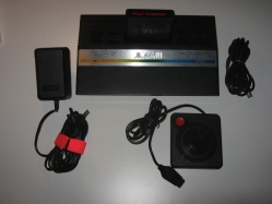 Atari 2600 Jr (Long Rainbow)