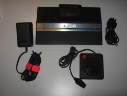 Atari 2600 Jr (Long Rainbow)