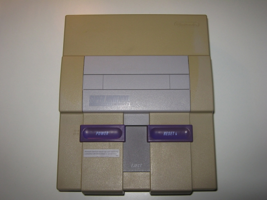 Nintendo Super Nes (NTSC - USA)