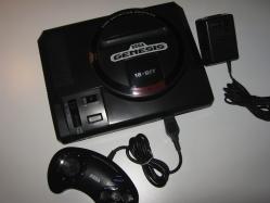 Sega Genesis System Console